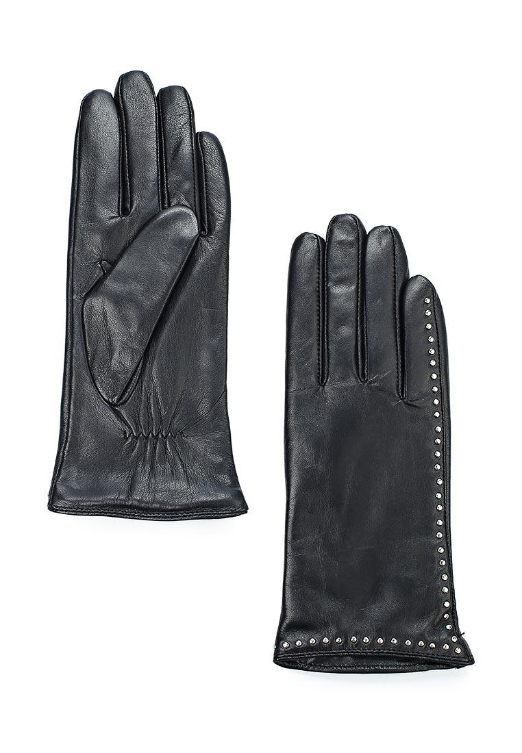 Женские перчатки Fabretti (Фабретти) 15.20-1 black
