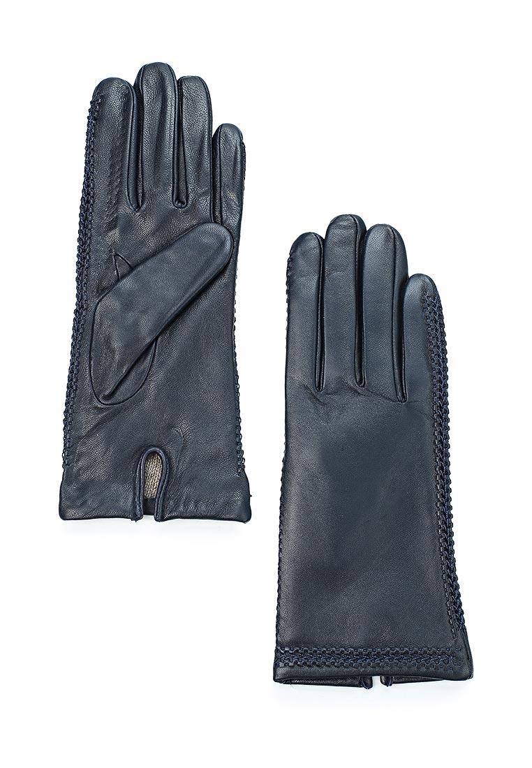 Женские перчатки Fabretti 15.30-12 navy