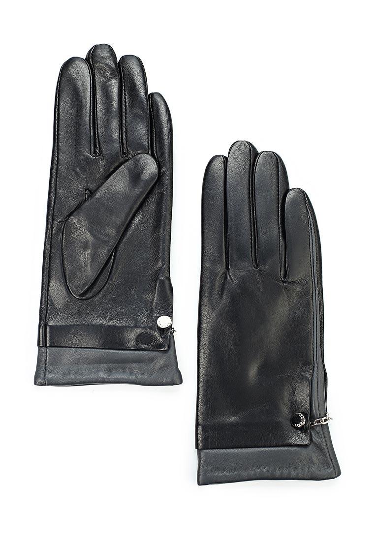Женские перчатки Fabretti 15.7-1/9 black/grey