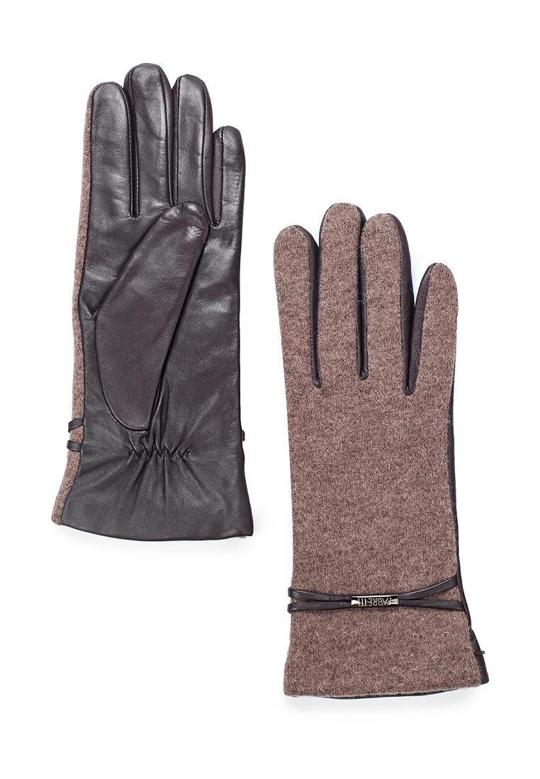 Женские перчатки Fabretti (Фабретти) 33.2-17 lilac