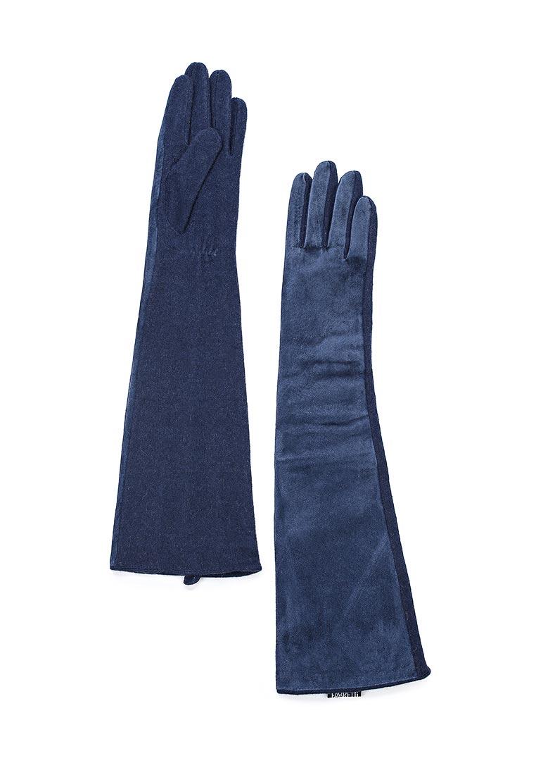 Женские перчатки Fabretti (Фабретти) 23.1-12 navy