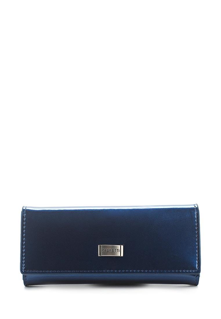 Брелок Fabretti 51002-blue mirr L