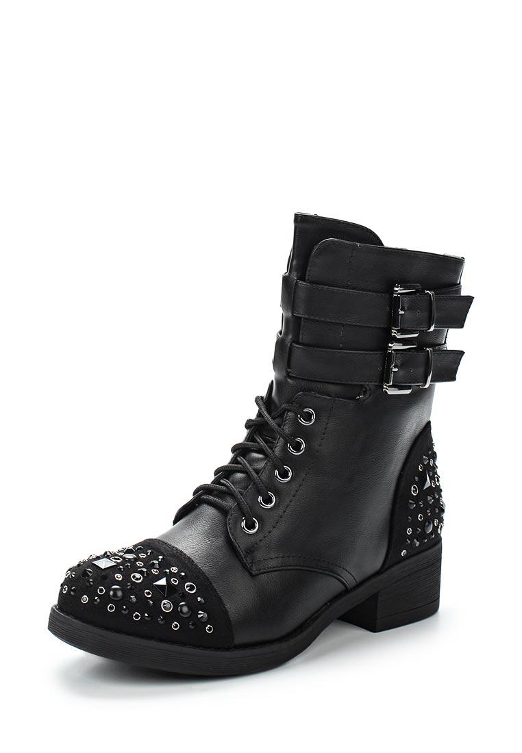 Женские ботинки Fashion & Bella F25-1701-10
