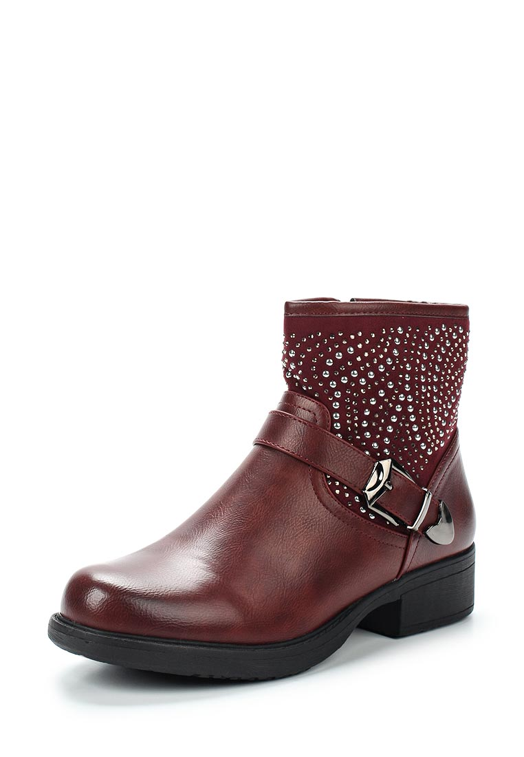 Женские ботинки Fashion & Bella F25-6281-2