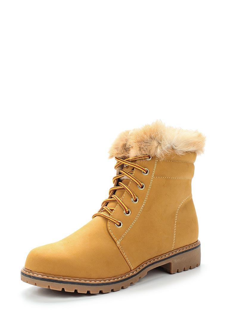 Женские тимберленды Fashion & Bella F25-3071-1