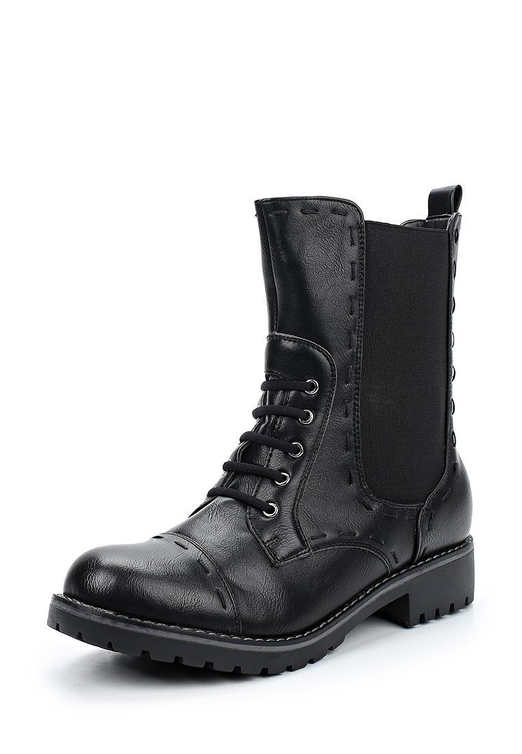 Женские ботинки Fashion & Bella F25-722-2