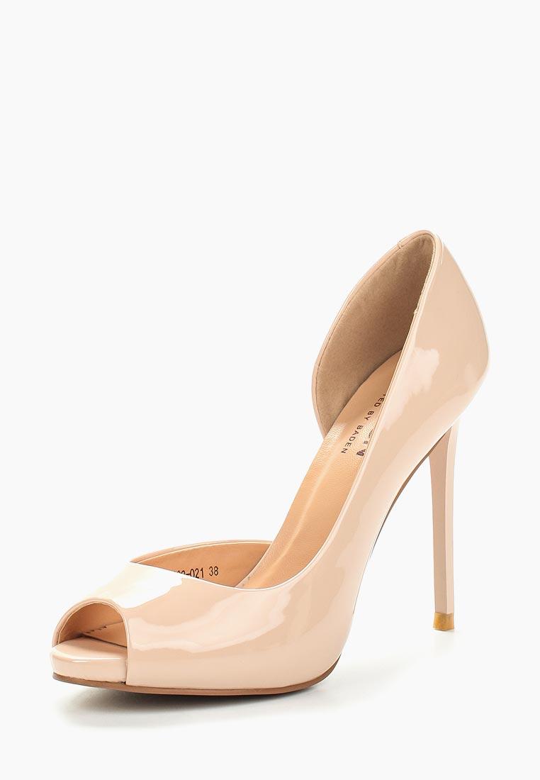 Женские туфли Fassen MV002-021