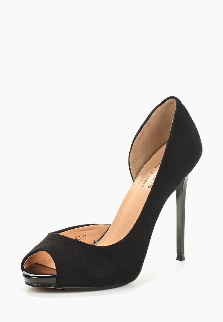 Женские туфли Fassen MV002-023