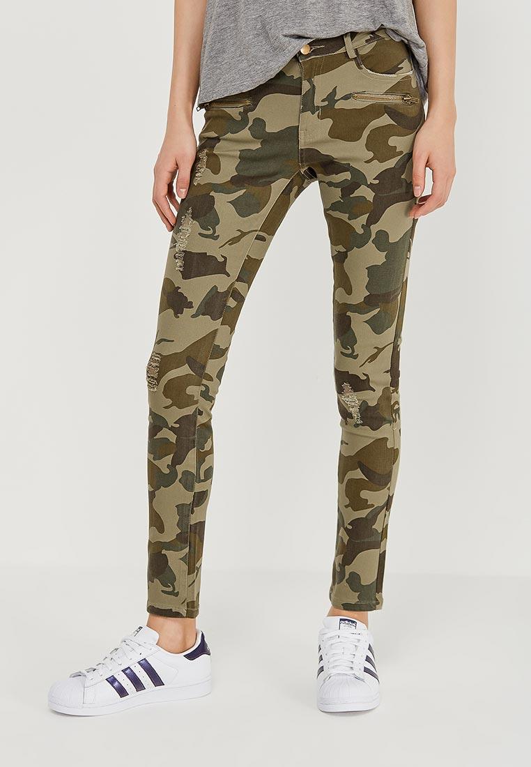 Женские зауженные брюки Fascinate CJ2706