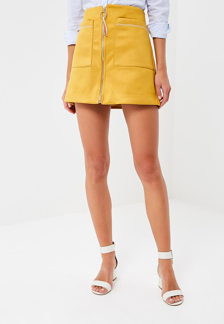 Прямая юбка Fascinate CJ2803