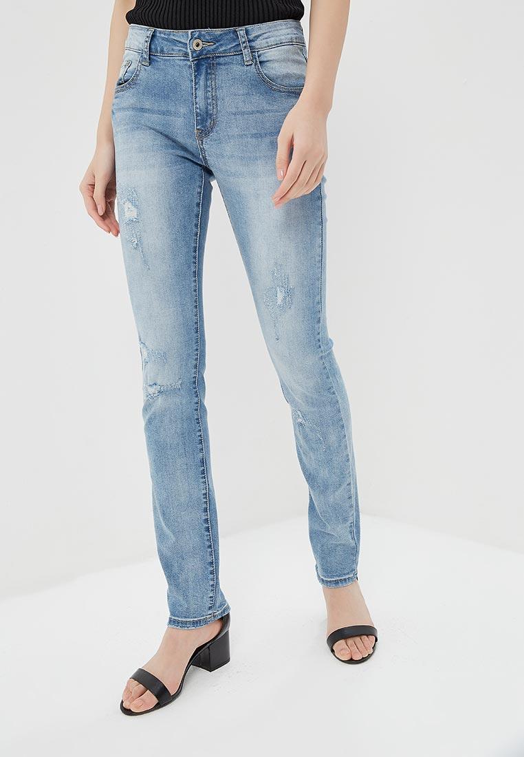 Зауженные джинсы Fascinate F1703