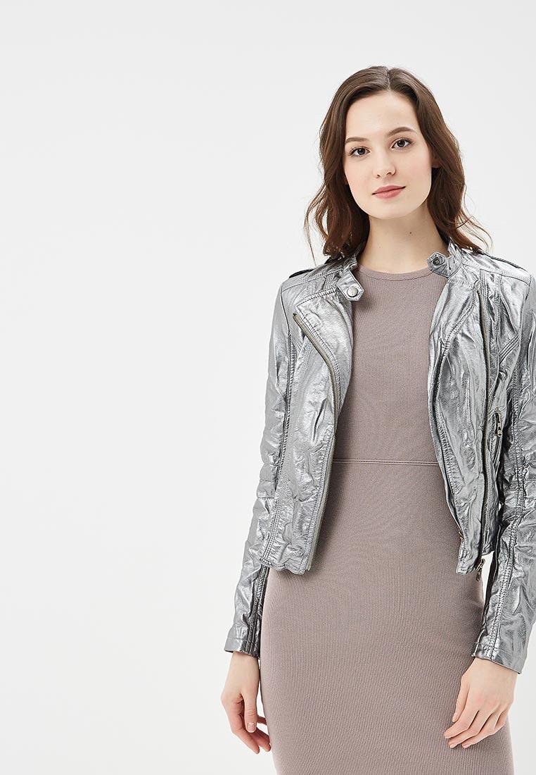 Кожаная куртка Fascinate F6172