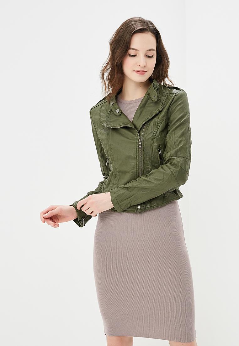 Кожаная куртка Fascinate F6172: изображение 1
