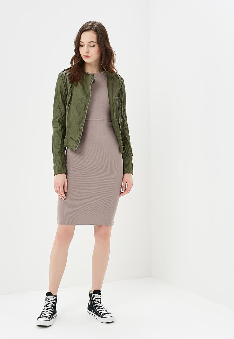 Кожаная куртка Fascinate F6172: изображение 2