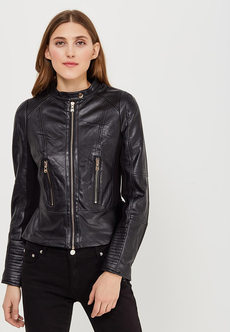 Кожаная куртка Fascinate F6317