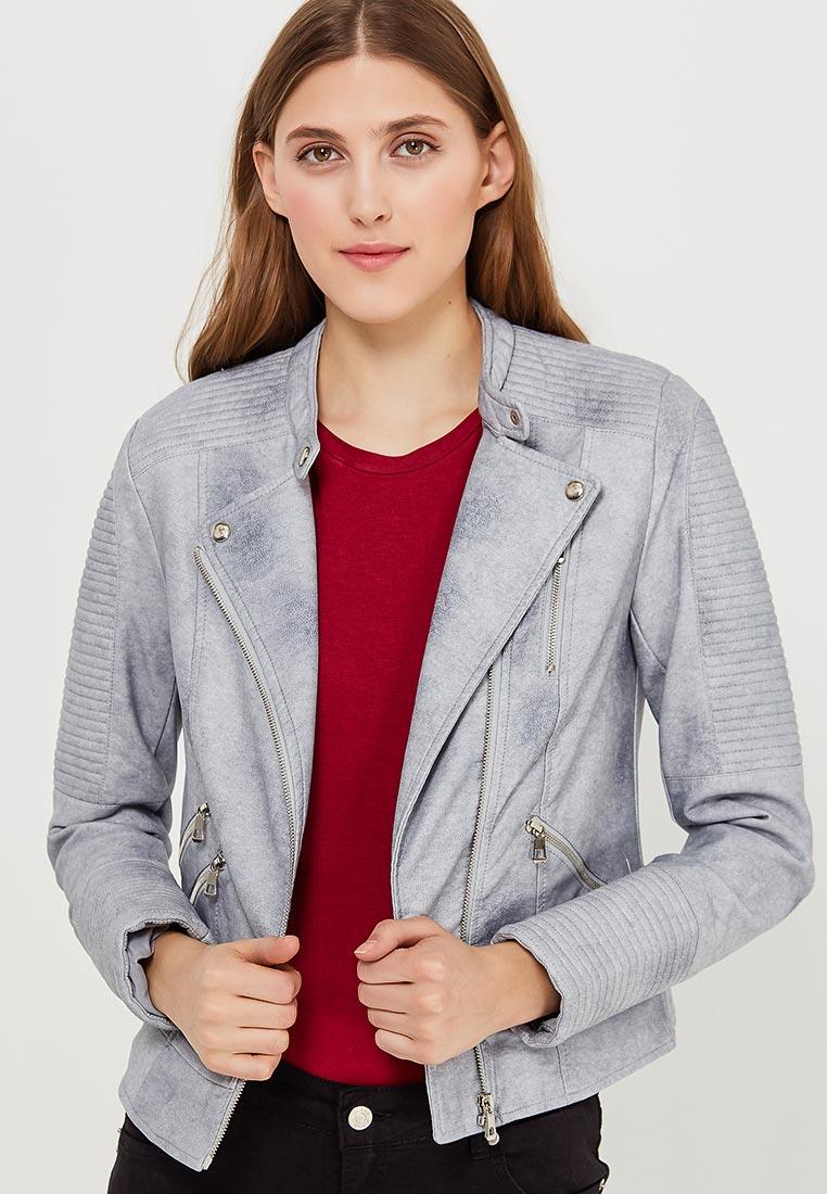 Кожаная куртка Fascinate F6319