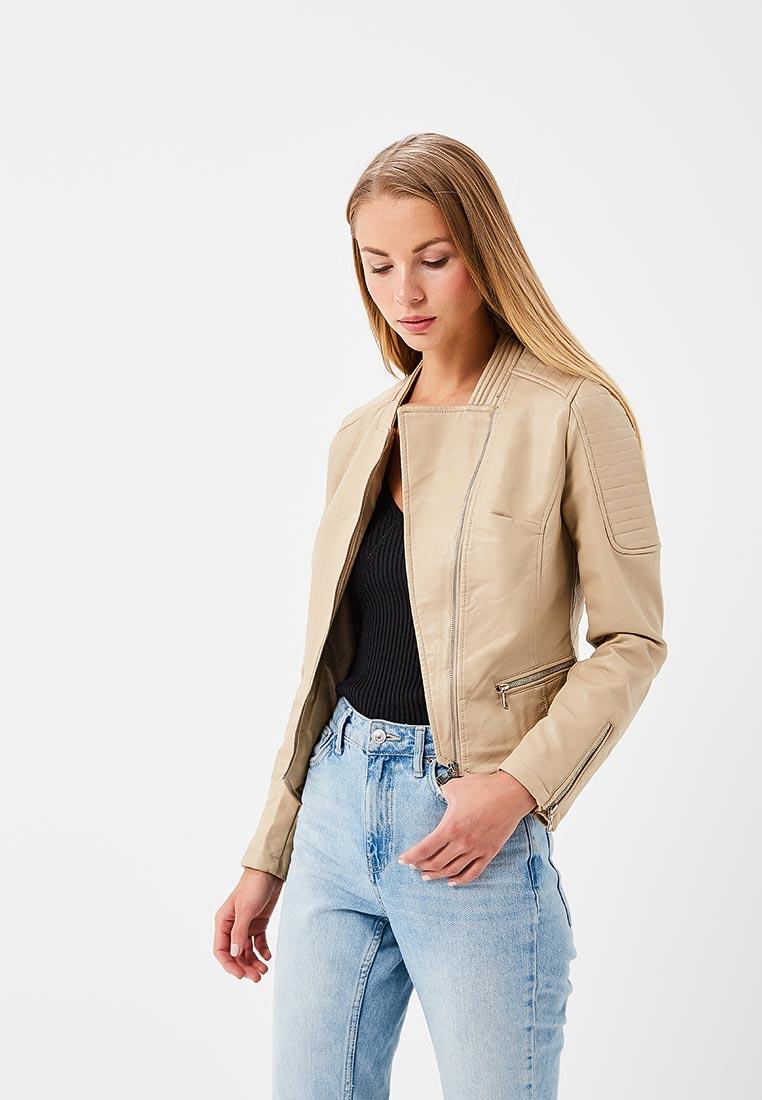 Кожаная куртка Fascinate F6325