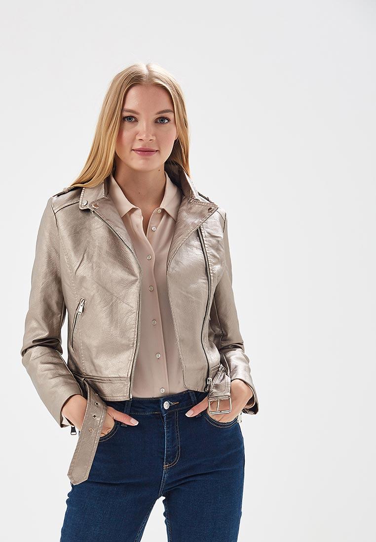 Кожаная куртка Fascinate F6351