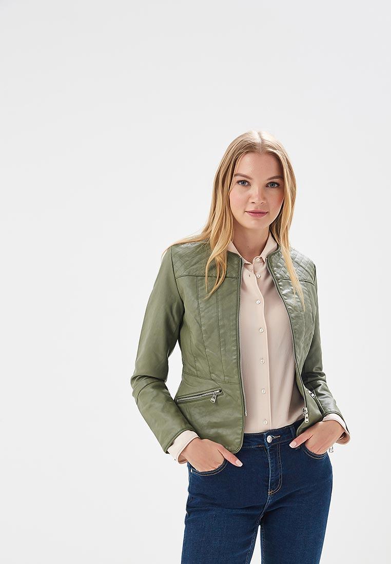Кожаная куртка Fascinate F6353