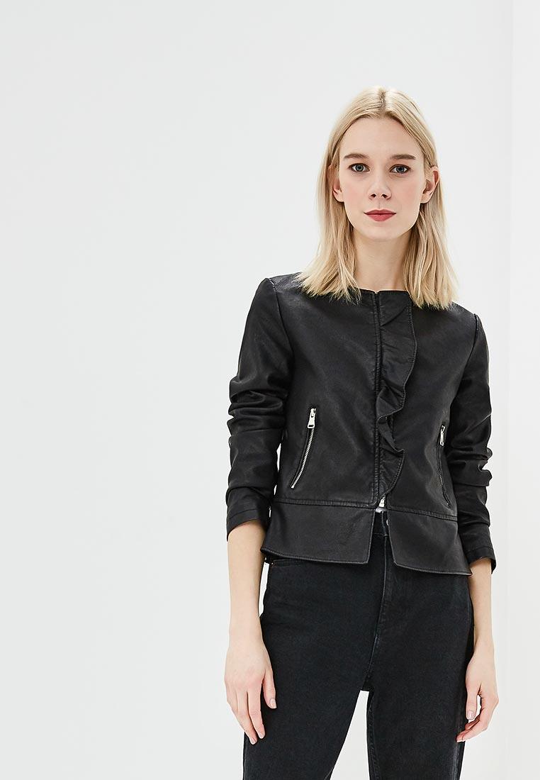 Кожаная куртка Fascinate F6809