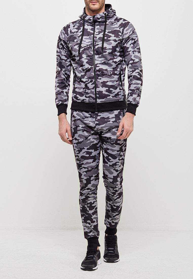 Спортивный костюм Fashion Sport B013-S1825