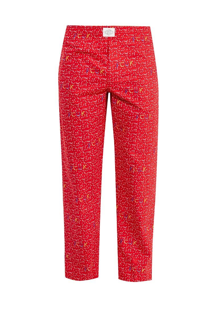 Мужские домашние брюки FCUK FPA01