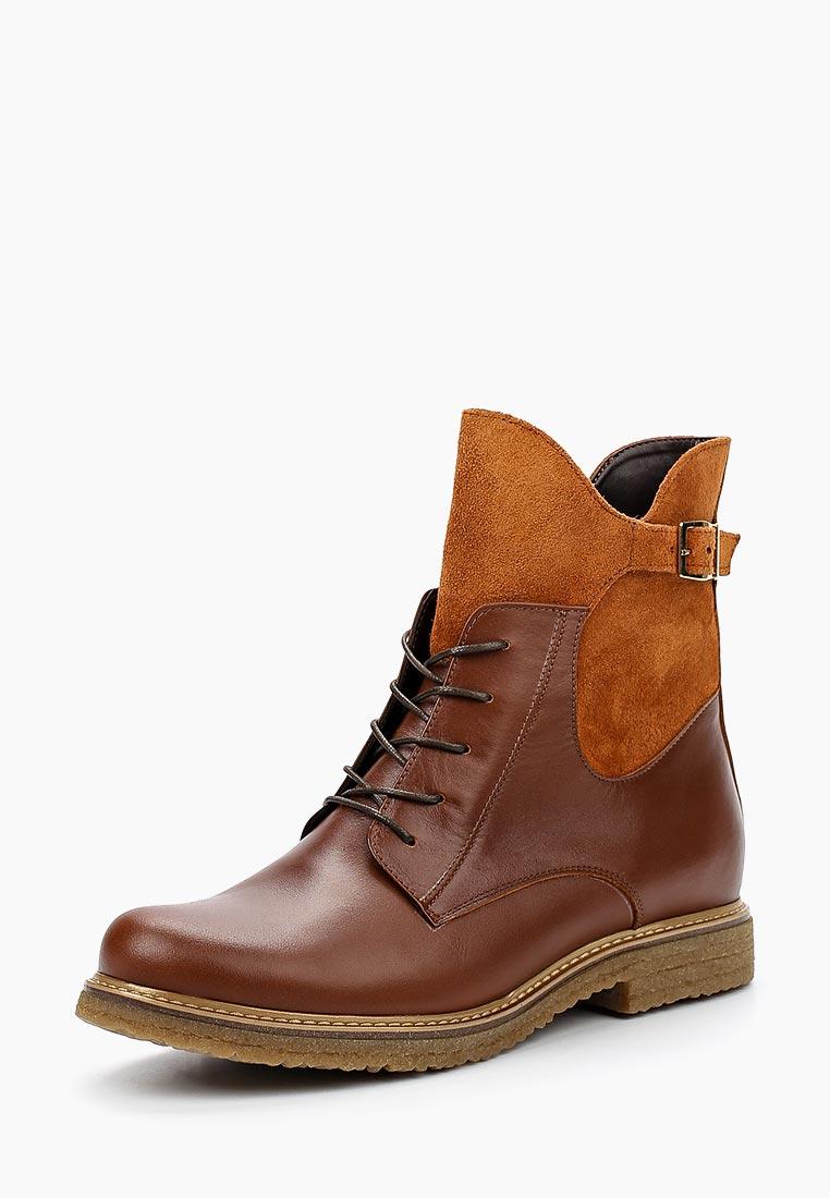 Женские ботинки FEDERICA BASSI FB_1875-BR36RWE