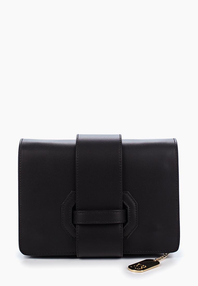 Сумка FEDERICA BASSI WB215014- BLACK