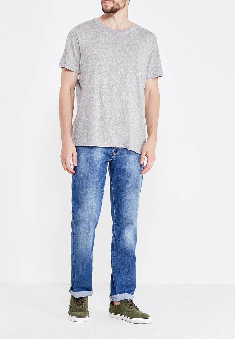 Мужские прямые джинсы F5 (Ф5) 175045: изображение 2