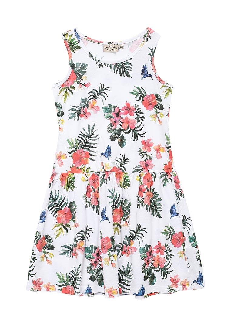 Повседневное платье Finn Flare (Фин Флаер) KS17-71026J
