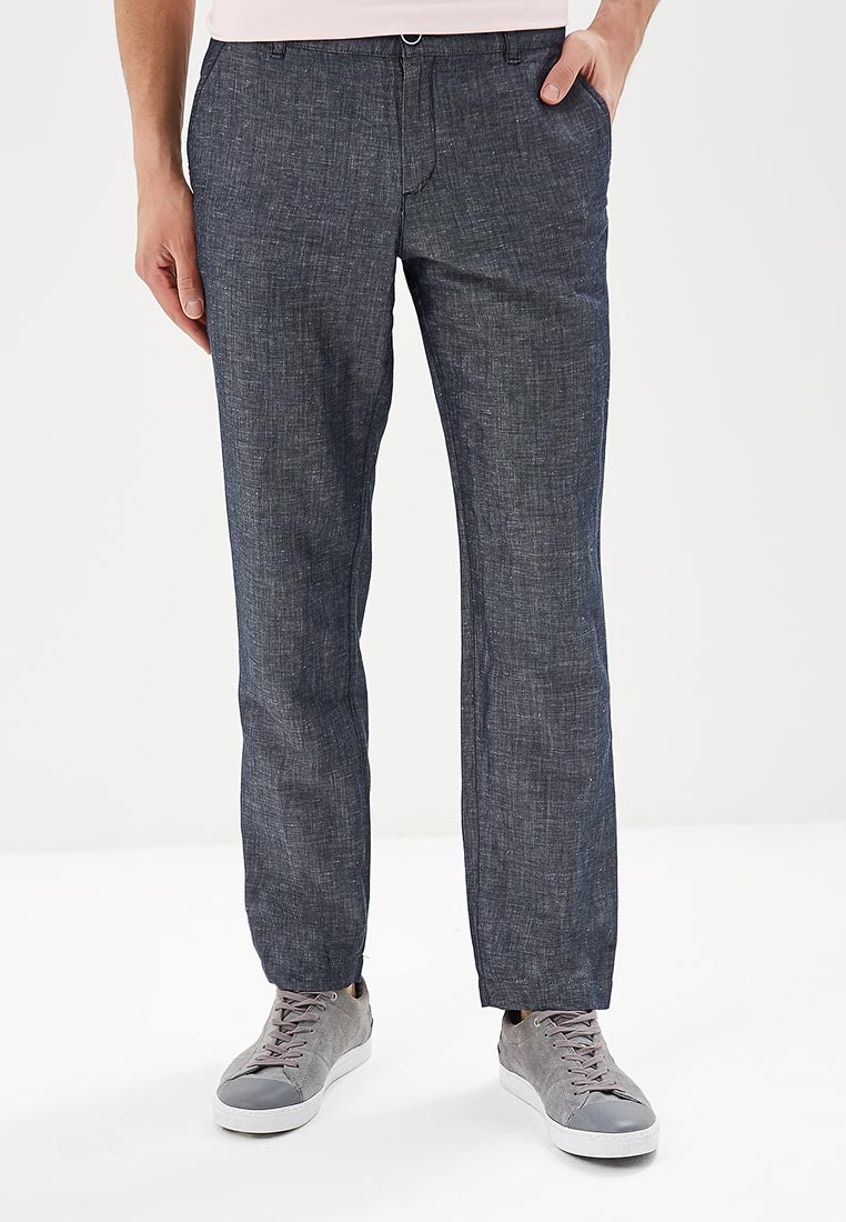 Мужские прямые брюки Finn Flare (Фин Флаер) S18-24004