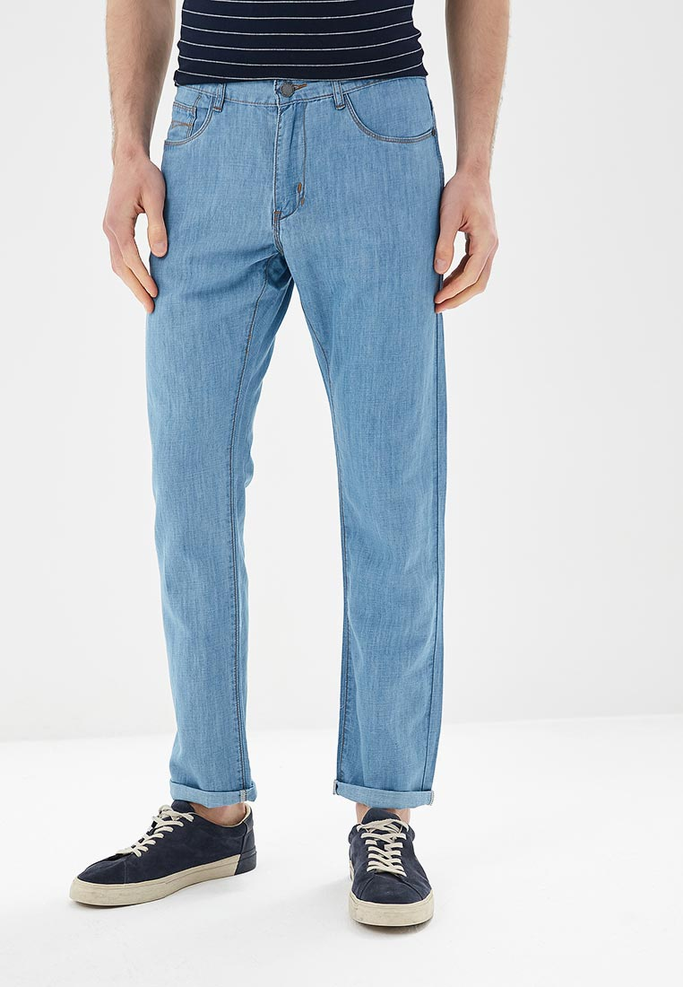 Зауженные джинсы Finn Flare (Фин Флаер) S18-25002