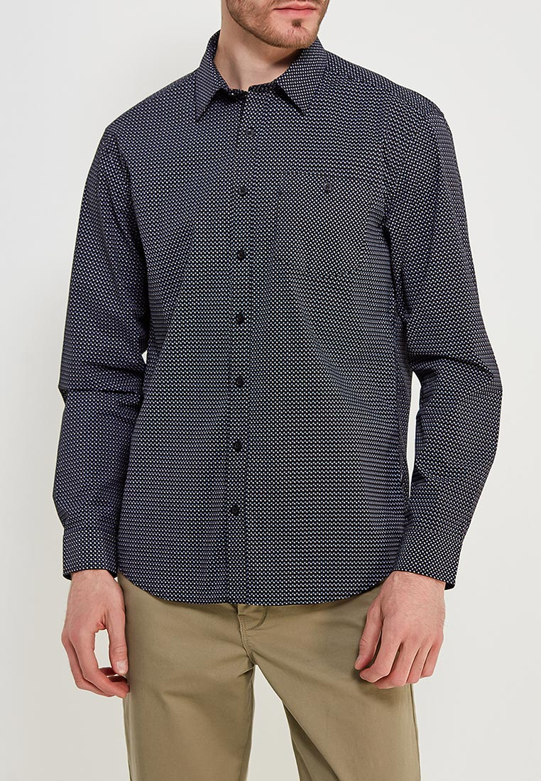 Рубашка с длинным рукавом Finn Flare (Фин Флаер) B18-42032