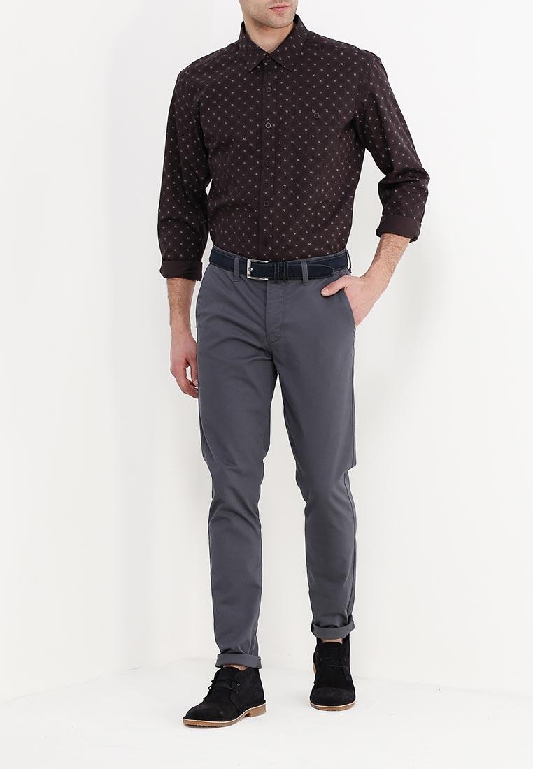 Рубашка с длинным рукавом Finn Flare (Фин Флаер) B17-42015