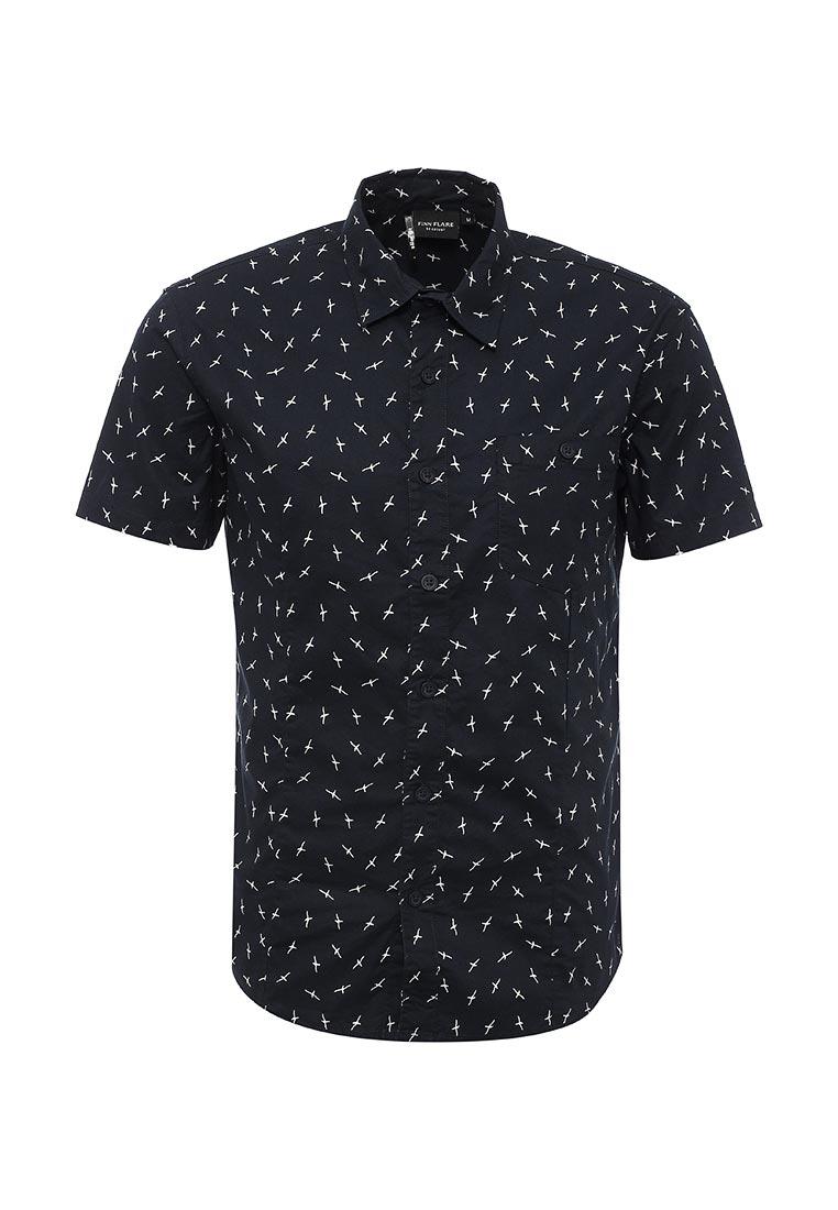 Рубашка с коротким рукавом Finn Flare (Фин Флаер) S17-24016