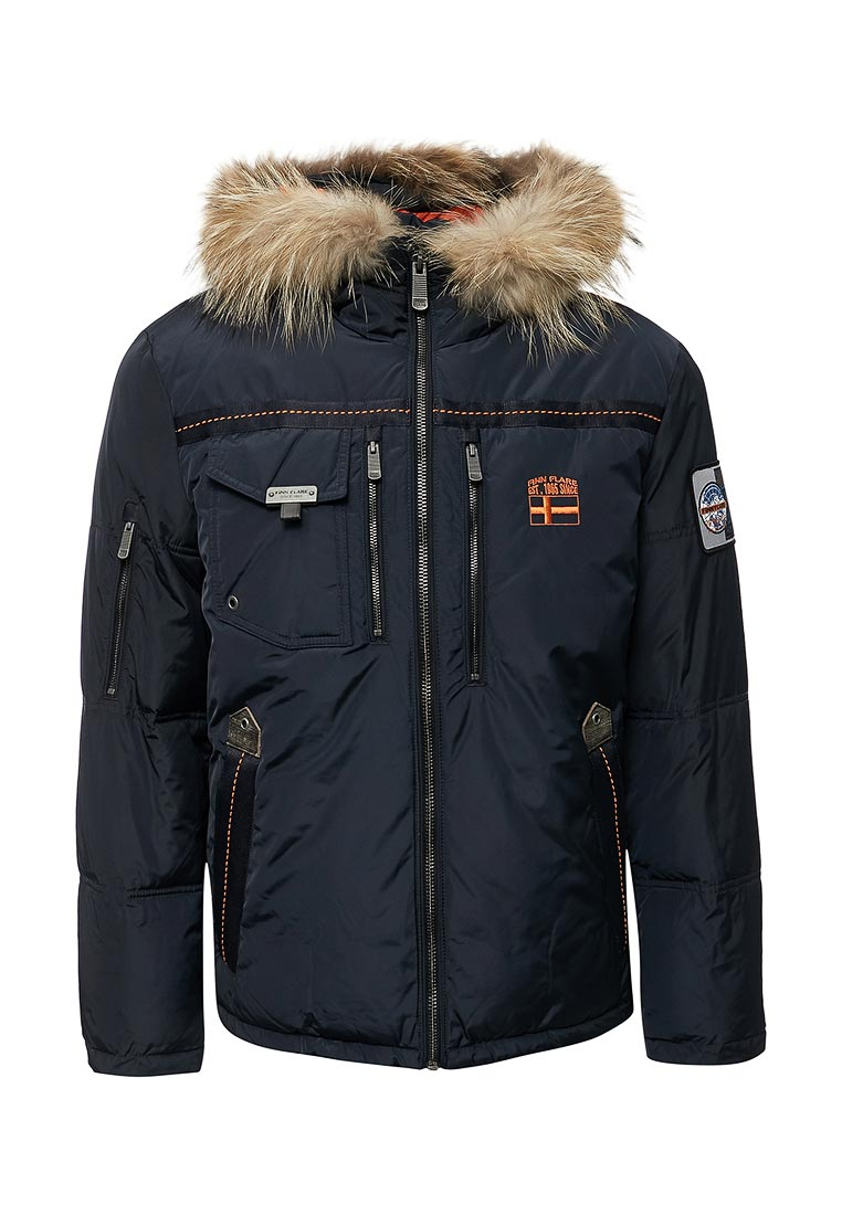 Куртка Finn Flare (Фин Флаер) W17-22038
