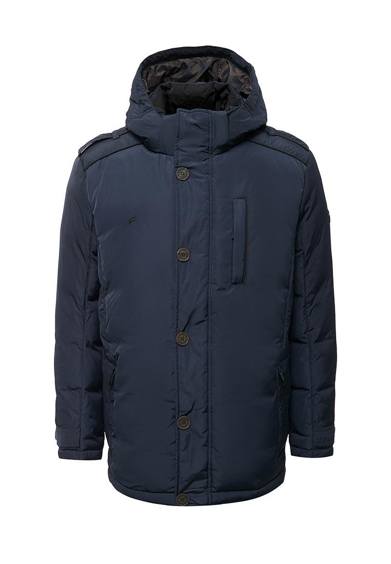 Утепленная куртка Finn Flare (Фин Флаер) W17-21006