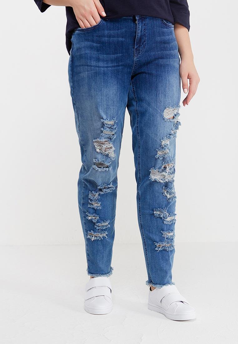 Зауженные джинсы Fiorella Rubino P8P418T0129J