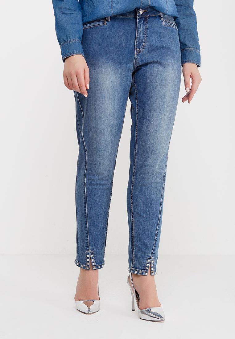 Зауженные джинсы Fiorella Rubino P8P570T005NJ