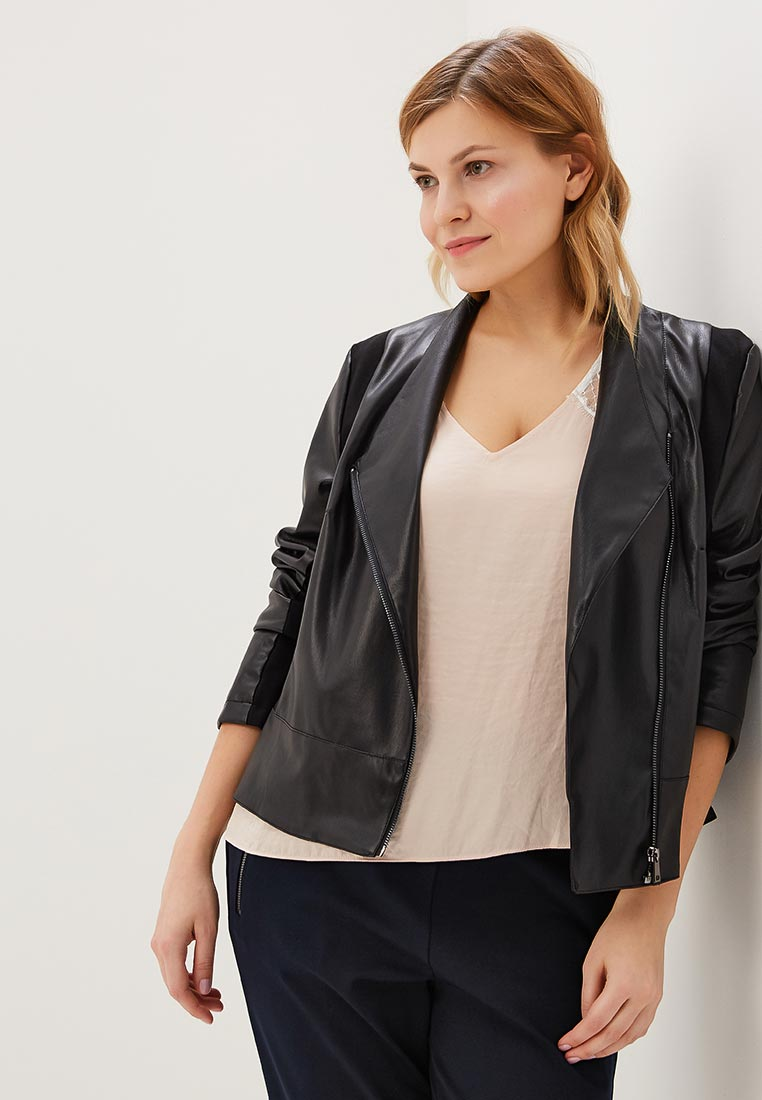 Кожаная куртка Fiorella Rubino P8R102F002KE