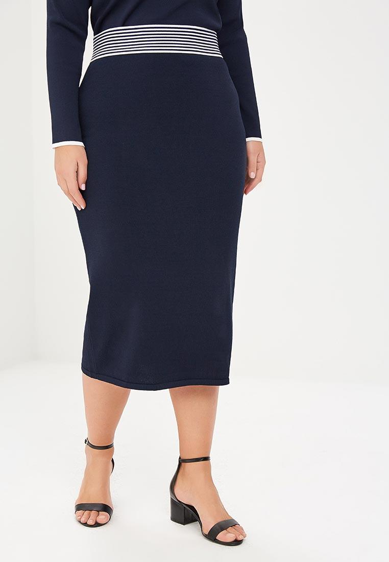 Прямая юбка Fiorella Rubino P81852L0131M