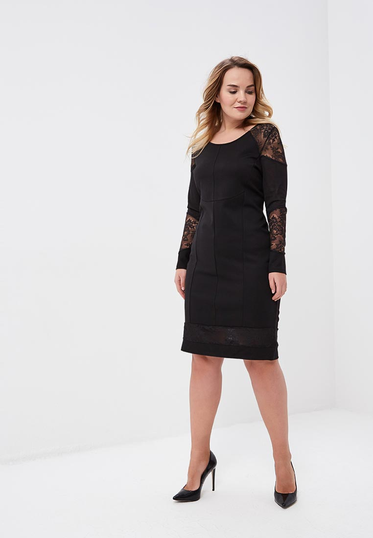 Платье-миди Fiorella Rubino P87129L000C7