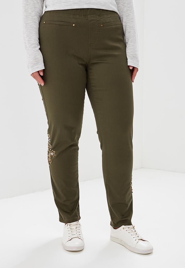 Женские зауженные брюки Fiorella Rubino P8P275T005G3