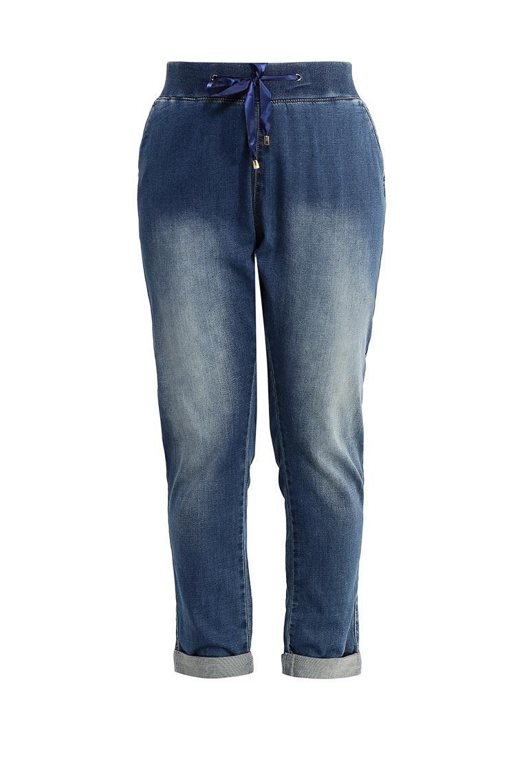 Зауженные джинсы Fiorella Rubino P7P012L1856F
