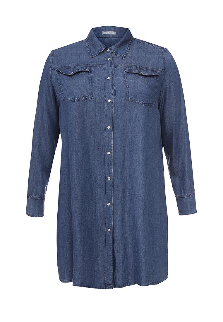 Женские джинсовые рубашки Fiorella Rubino P75425F00023