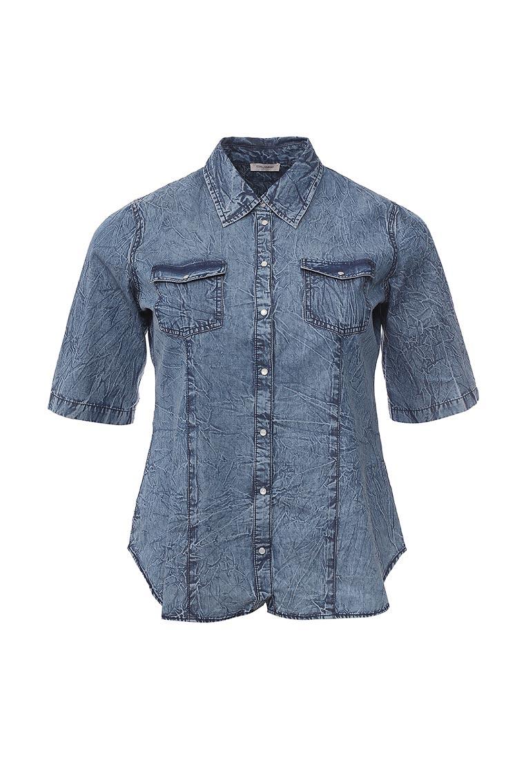 Женские джинсовые рубашки Fiorella Rubino P75439F000ZJ