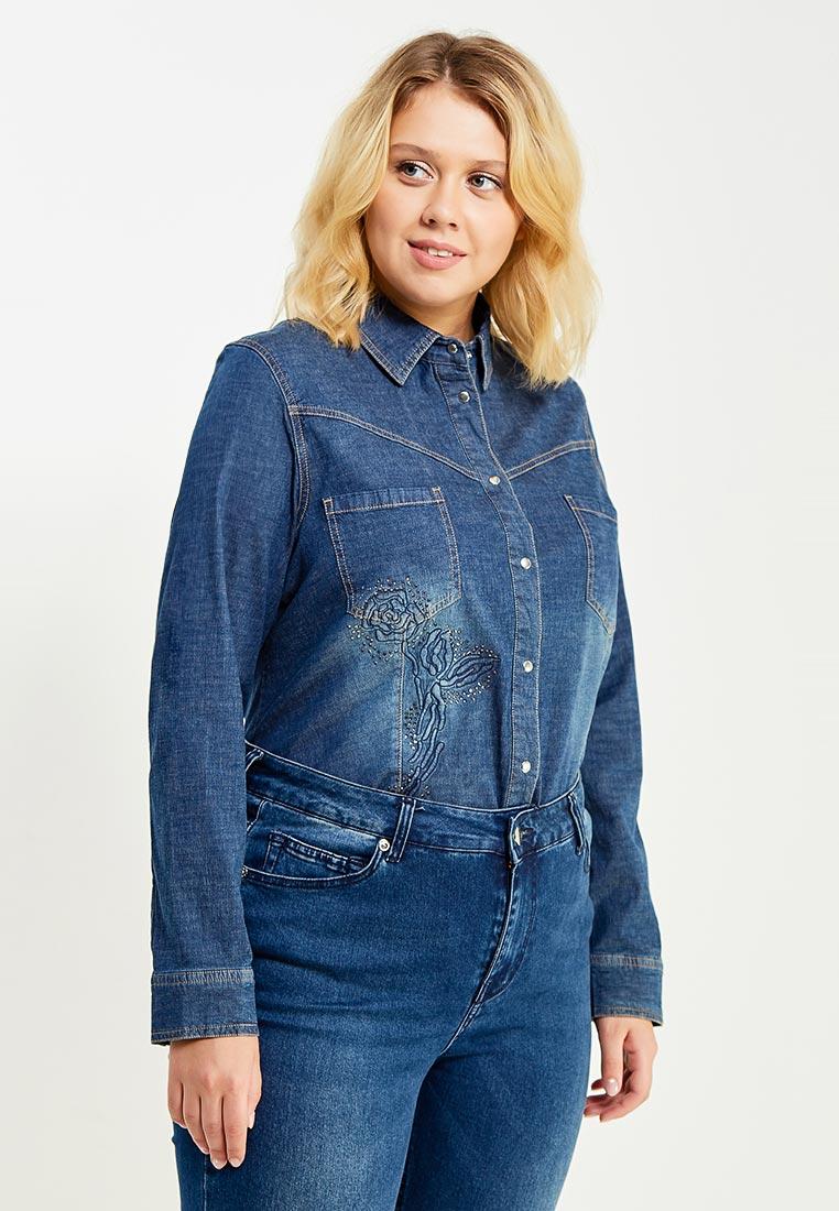Женские джинсовые рубашки Fiorella Rubino I75443F0181J