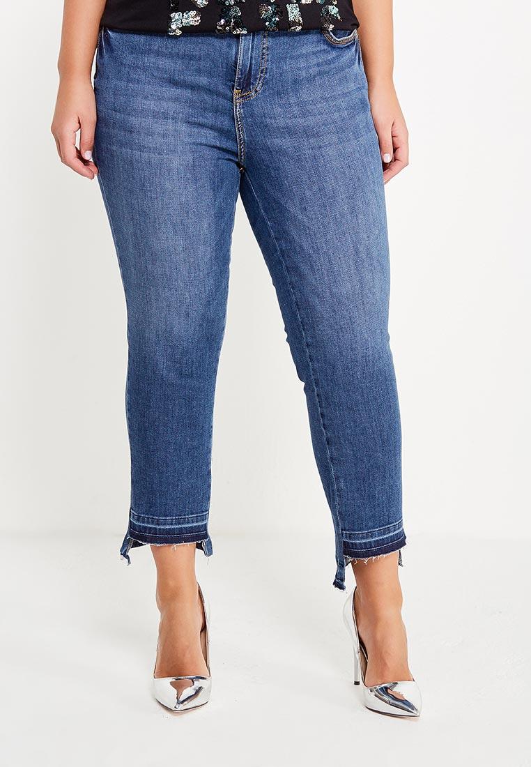 Зауженные джинсы Fiorella Rubino I7P538T0009J