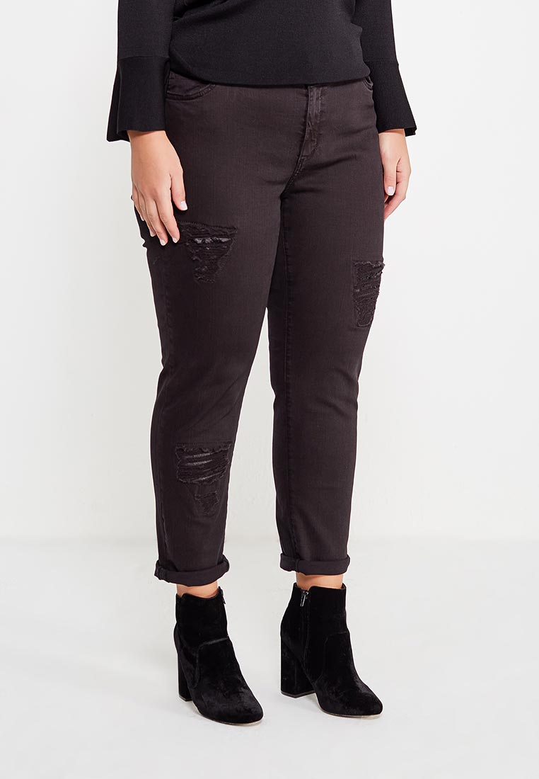 Зауженные джинсы Fiorella Rubino I7P258T0021R