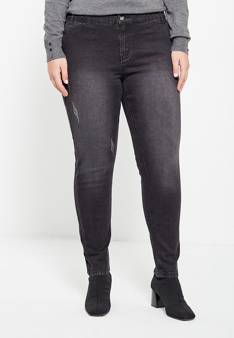 Зауженные джинсы Fiorella Rubino I7P504T0033J
